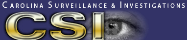 Carolina Surveillance & Investigations, Logo